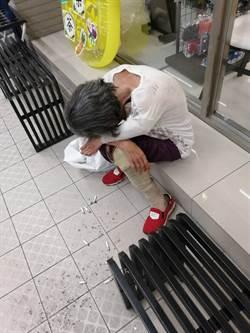 龜山迷失老婦 熱心員警找到她家