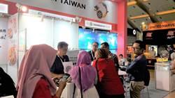 貿協率台灣食品團 前進雅加達搶攻穆斯林商機