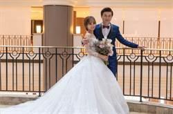 與王李中彥愛情長跑8年 女主播陳家頤開心辦婚宴