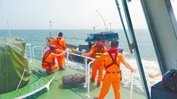 今年第12起 陸籍漁船又越界捕魚