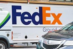央視批FedEx 暗示列不可靠清單