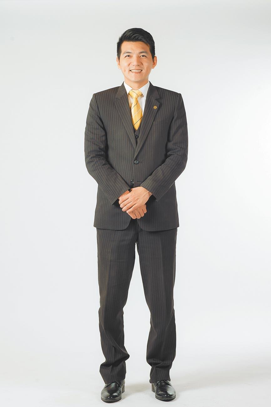 永慶房產集團業管部資深經理謝志傑。(永慶房產集團提供)