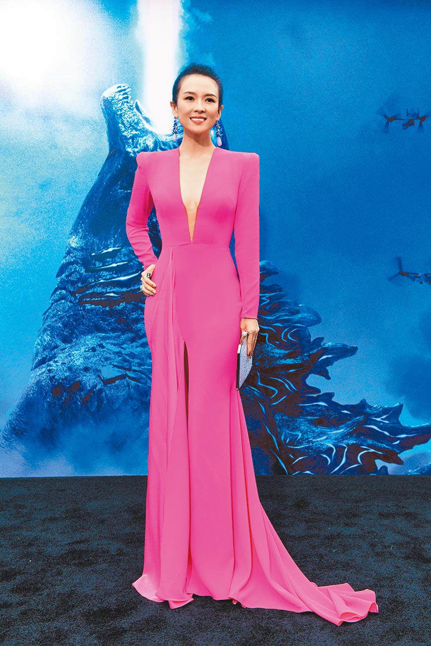 蕭邦今年5月在坎城影展期,宣布由章子怡擔任品牌全球大使。(Chopard提供)