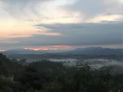 西拉雅國家風景區周周推活動 二寮看日出、雲海還能聽音樂會