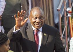 南非新總統大挑戰