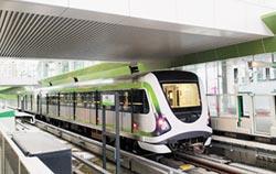 台中捷運綠線 明年底通車