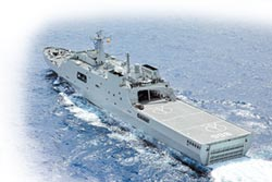 陸075型兩棲艦要害 缺垂直起降戰機