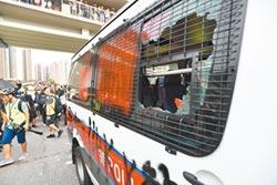 港府發言人譴責元朗27日遊行 警方拘捕11人