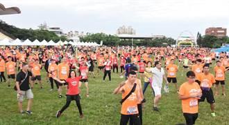 來自12國家7500名跑者用雙腳體驗鹿港文化之美
