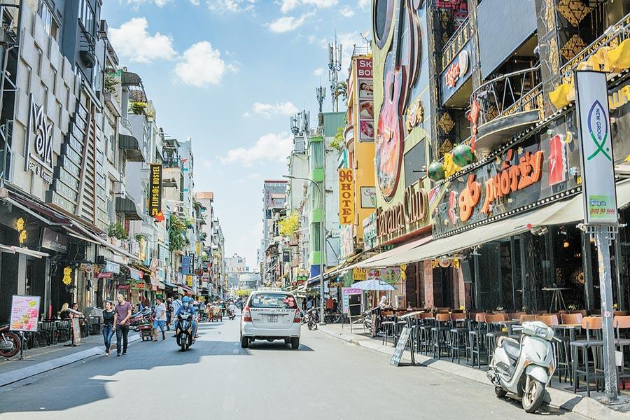 台商投資越南要停看聽,圖為胡志明市。(CFP)