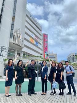 林百貨紅到海外 沖繩展售亮相受矚目