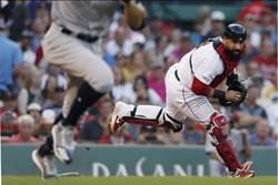 MLB》紅襪大烏龍輸球 主場觀眾傻眼