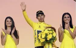 環法自由車賽誕生史上最年輕總冠軍
