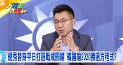 優秀替身 平日打選戰成關鍵 韓2020勝選方程式?