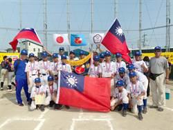 世界少年軟式棒球 中華隊奪隊史第12冠