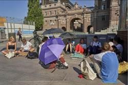 破紀錄熱浪來襲   歐洲民眾終於發現空調必要性!