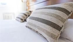 驚!枕頭藏16種黴菌 最好這樣清