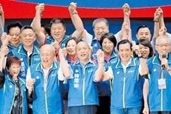 吳敦義向郭董喊話:團結贏回政權