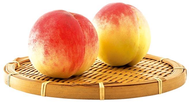 city'super日本和歌山水蜜桃,15顆3690元、2顆499元。(city'super提供)