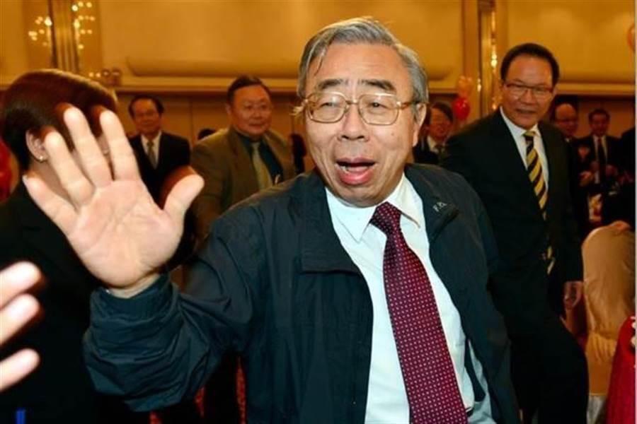 台塑集團總裁王文淵。(報系資料照)