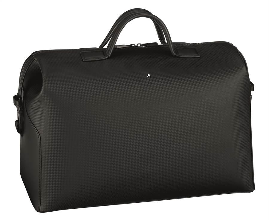 萬寶龍風尚系列2.0行李袋,4萬900元。(MONTBLANC提供)