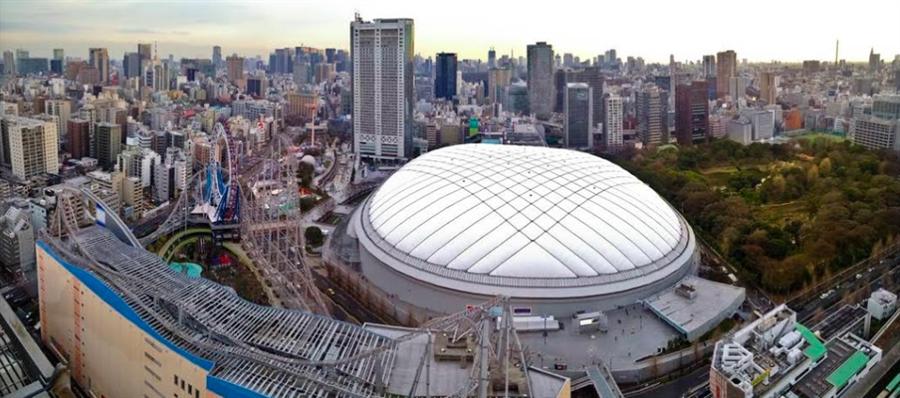 東京巨蛋。(取材自網路)