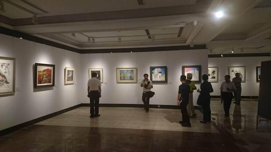 2019兩岸書畫名家巡迴展  台灣江蘇藝術家打造兩岸藝壇盛事
