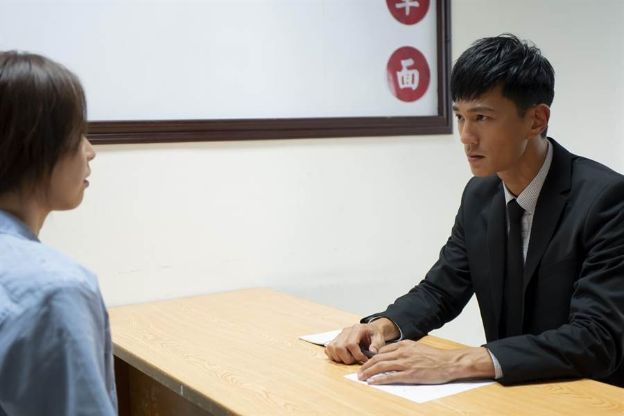 《最佳利益》鍾承翰。(華視)