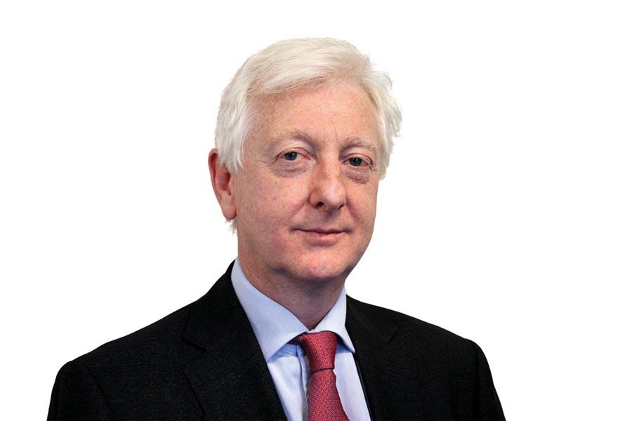 安本標準投資管理保險專家團隊投資董事Dr Bruce Porteous。圖/業者提供