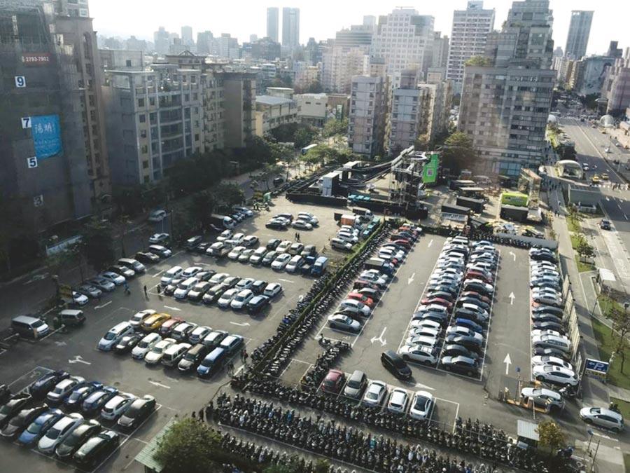 元利建設集團總裁林敏雄得標全台「最貴停車場」信義計畫區D3的1,552.73坪土地。圖/資料照片