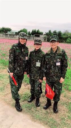 金防部女兵與姐捐肝救父  柳營再傳感人佳話