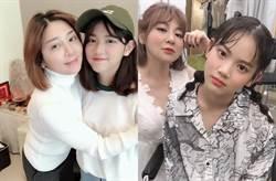 王彩樺16歲超正女兒美照連發 撞臉凍齡女神袁詠儀