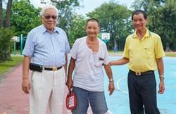 94歲葉祥慶為寶山出錢出力 獲選模範父親
