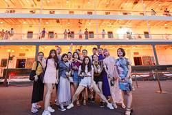 民國風夜遊長江 武漢知音緣來是我們