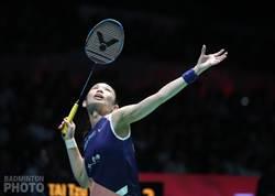 羽球世錦賽女單重新抽籤 小戴八強恐遇辛度