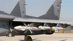 印度購俄國R-27中程飛彈