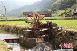 大陸灌溉面積逾11億畝 高居世界第一