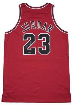 NBA》喬丹簽名球衣賣出近10萬美元天價