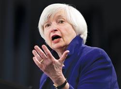 美Fed開會前夕 葉倫喊降息一碼