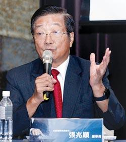兆豐國際商業銀行董事長張兆順:增提2%資本 恐削弱競爭力