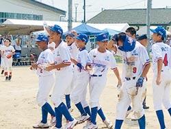世界少年軟棒賽 關西國小奪冠