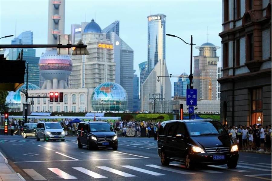 中美在上海恢復貿易談判/路透社