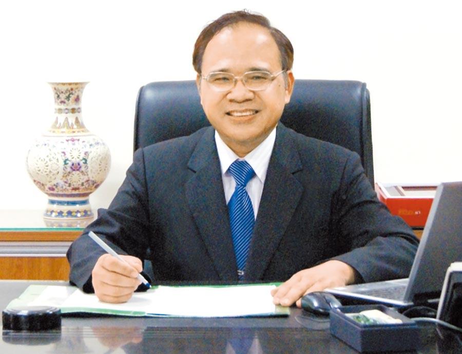 大日科技董事長周添銘累積豐富的專業能力,帶領公司經營23年穩健成長。圖/傅秉祥