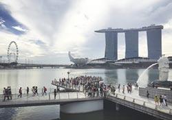 新加坡今年GDP成長 穆迪預估僅1.5%