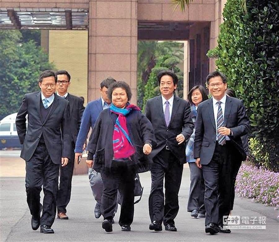 總統府秘書長陳菊。(圖/本報資料照)