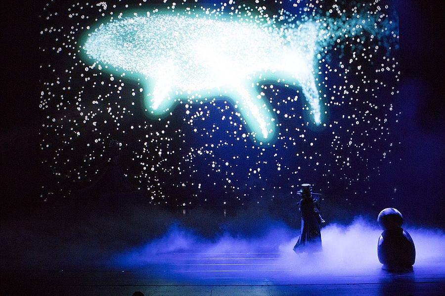 舞鈴劇場《VALO首部曲-阿米巴》。(圖取自KKDay官網)
