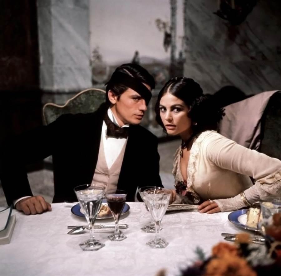 亞蘭德倫與維斯康提導演合作的《浩氣蓋山河》是金馬經典影展必看之作。