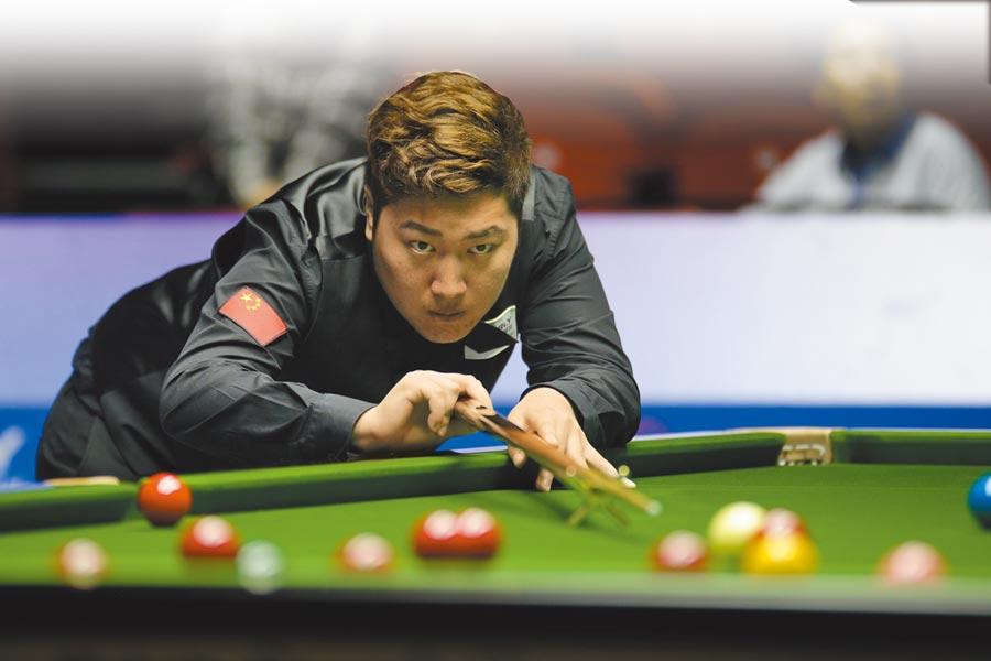 顏丙濤奪冠,是近13年來首次奪得排名賽冠軍的20歲以下球員。(CFP)