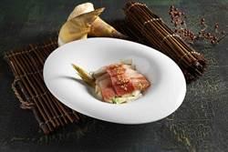 悶熱夏天吃開胃!桂花竹筍蜜火腿、竹筍燜花肉品鮮甜