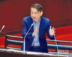 徐永明:抗中保台 民進黨喊假的